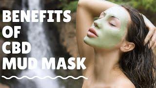 Benefits CBD Skin care using superfood hemp mud mask | CBD Mud mask | Tribetokes