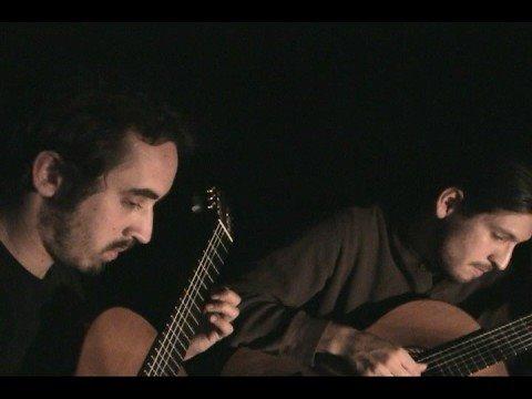 Pavane Op.50, G. Fauré • Meyers-Cutsinger, Classical Guitar Duo