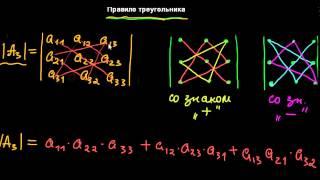 §10 Правило треугольника