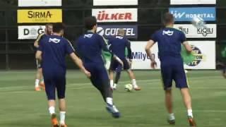 Fenerbahçe, Konyaspor Maçı Hazırlıklarına Devam Etti