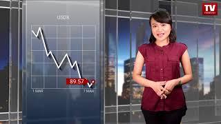 InstaForex tv news: USD kehilangan posisi (08.03.2018)
