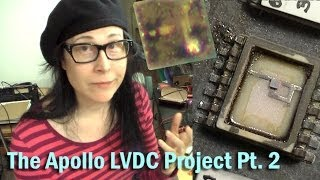 Apollo Saturn V LVDC Board Teardown, Part 2