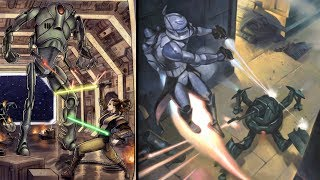 The Most Powerful Separatist Battle Droid Types and Variants [Legends] - Star Wars Explained