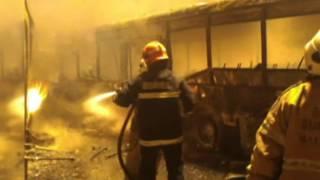 9 Rapid KL buses razed in depot fire