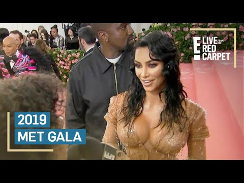 Kim Kardashian Channels Wet California Girl at Met Gala | E! Red Carpet & Award ShowsKaynak: YouTube · Süre: 2 dakika8 saniye