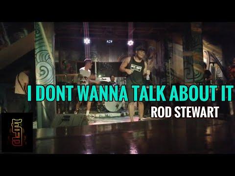 Willfreedo - I Don't Wanna Talk About It (Rod Stewart Reggae Cover)