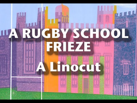The Rugby School frieze