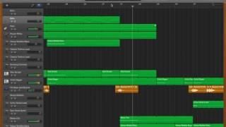 Yellow River Beat - Garageband EDM