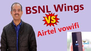 How to use bsnl wings ||BSNL voice over Wi-Fi launch|| BSNL Wings App Explained in Hindi