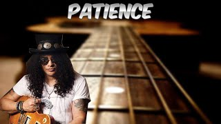HOW TO PLAY PATIENCE BY GUNS N ROSES