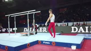 Gymnastics Worlds 2019: Team GER Podium Training