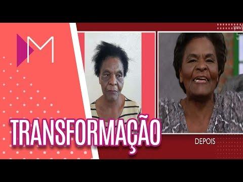 Transformação de beleza - Mulheres (20/06/18)