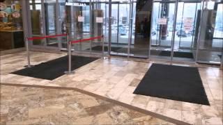 видео Грязезащитные покрытия