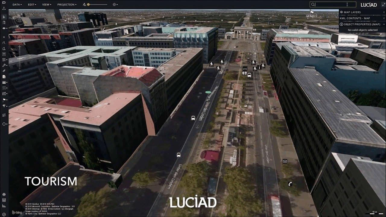 Smart City | Hexagon Geospatial