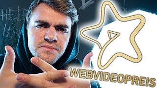 WTF! Ich hab den WEBVIDEOPREIS gewonnen?!?! ???? (Meine Meinung!)