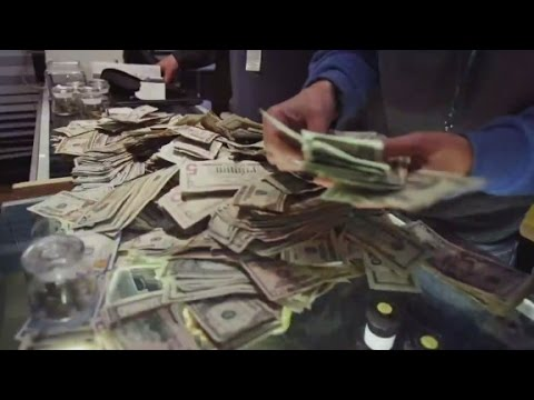Legal pot is making Colorado business owners millionaires