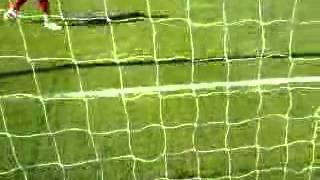 Ian Hume goal vs Blackburn reserves in a friendly 2012