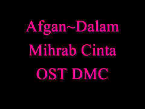 OST Dalam Mihrab Cinta, Karena Hati Bicara & Bunga Bunga Cinta with lyrics