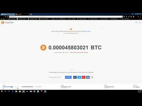 Can You Mine Bitcoin With Google Chrome?