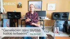 Genelecien äänenlaatu täyttää Kaj Stenvallin tiukimmatkin kriteerit | Genelec 1237 | Home Audio