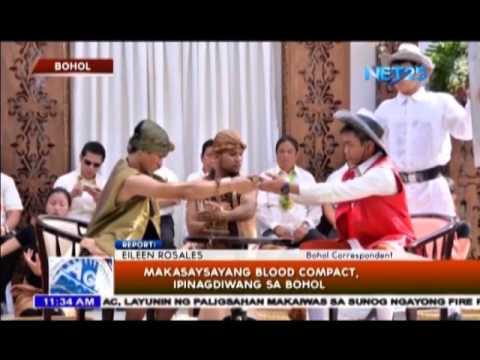 Bohol, nagdiwang ng 450th anibersaryo