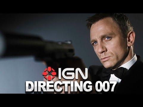 James Bond: 50th Anniversary - Directing...