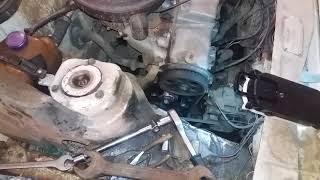 Почему воет генератор, помпа, ролик? Может дело в ремне ГРМ? ВАЗ 2108-21099
