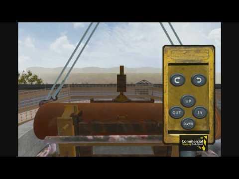 Cranes & Rigging Simulation