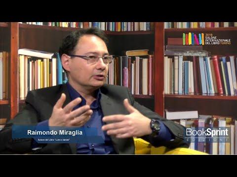 Raimondo Miraglia Dal Salone Internazionale Del Libro Di Torino 2019 - BookSprint Edizioni