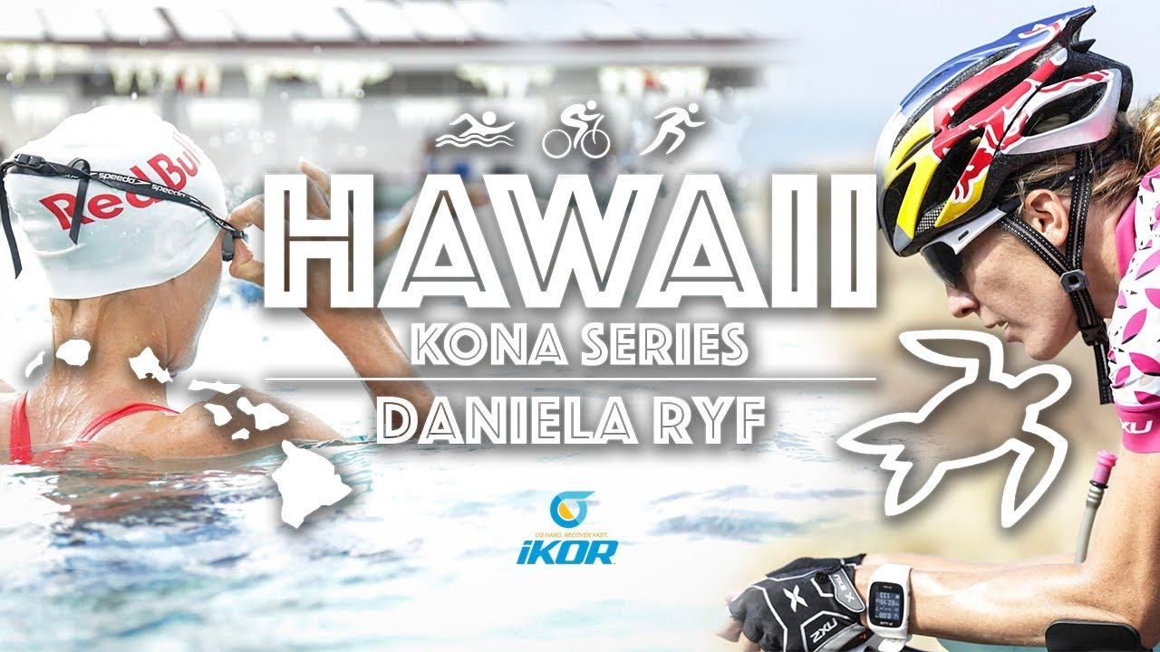 4af139b8cc4 Daniela Ryf gives me an inside look at her training during race week ...