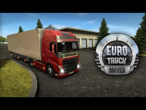 Euro Truck Driver - Android Gameplay HD