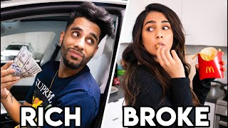 Rich Boyfriend Vs. Broke Girlfriend (Part 2)
