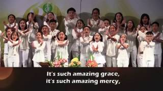 Amazing Grace - Praise Factory Version