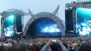 AC/DC - Intro / Rock or Bust - Shoot to Thrill @ Hockenheim 2015