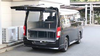 日産NV350 キャラバン マルチベッド【オーナーズ◆アイ特別編】詳細検証/NISSAN NV350 CARAVAN Multi Bed / 2021