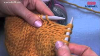 Adriafil tutorial: gewone overhaling