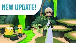 Minions Paradise Villain's Lair Update Now Available
