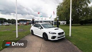 Andy Pringle drives the Subaru WRX STI, the spiritual successor to ...