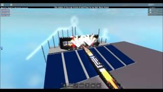 WWE2K17 Wrestlemania 33 Roblox PPV- Intro/ Pyro Episode 1