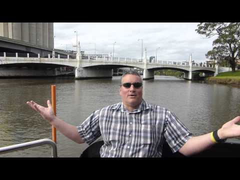 Spirit of Melbourne Day Cruise Down the Yarra River