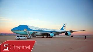 Schannel - Bí mật chiếc máy bay Air Force One – Nhà Trắng di động của tổng thống Mỹ
