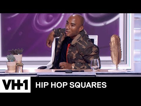Charlamagne Thinks Bresha Webb Wants to Smash Tisha Campbell-Martin | Hip Hop Squares