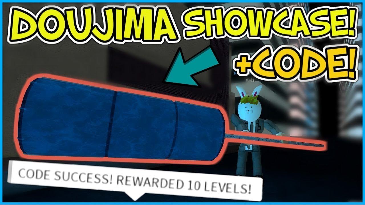 Ro Ghoul Doujima Showcase Special Code Youtube