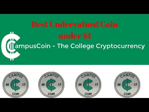 Undervalued Crypto Of The Week - Best Coin Under 10 Cents