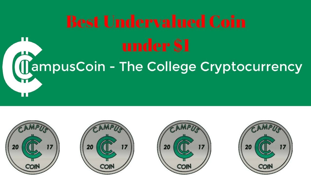 best undervalued cryptocurrency