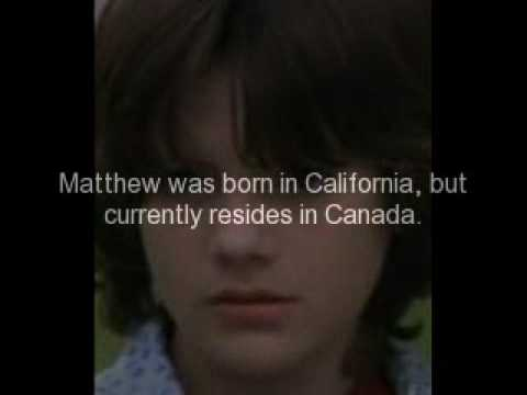 Matthew Knight Pics and Facts