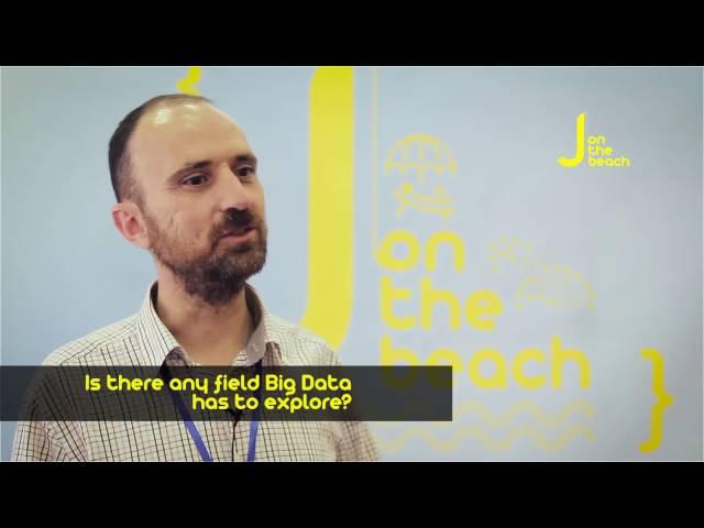 Fernando Pérez from ZED Interview - JOTB16