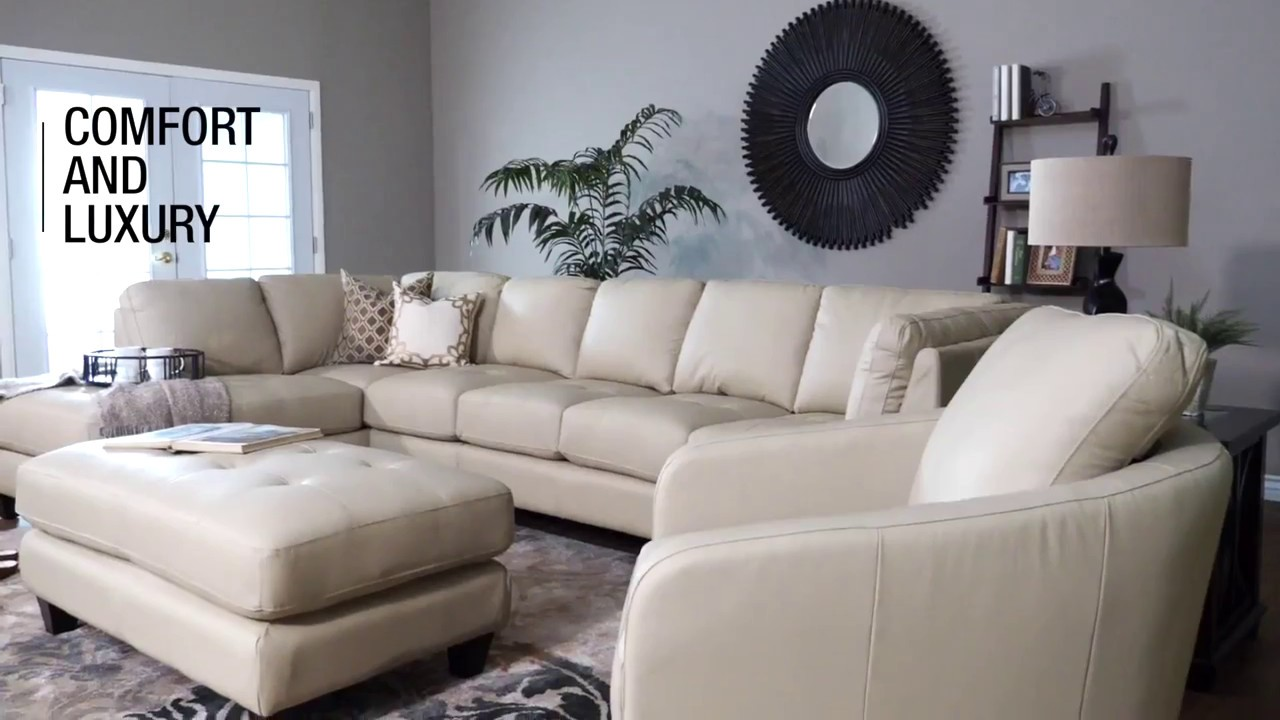 Jerome S Furniture Devon Sectional
