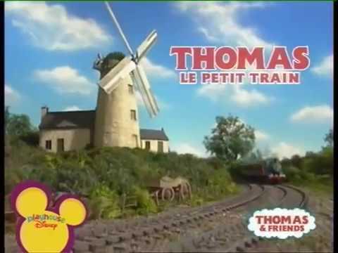 Générique - Thomas le petit train