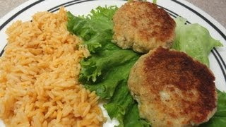 Chicken Cakes (or Leftover Turkey Cakes)